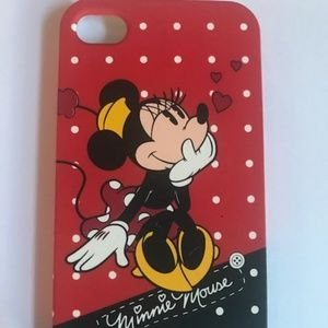 Accessories - Red and White Polka Dot Iphone 5/5s Case